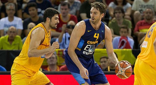 «Προπόνηση» με ΠΓΔΜ για Ισπανία