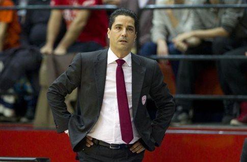 Σφαιρόπουλος: «Όπως και να... είμαστε, θα παλεύουμε κάθε παιχνίδι»