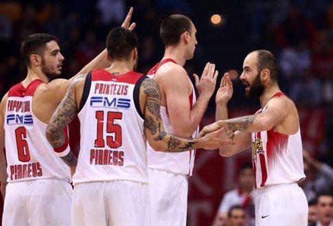 Με το δεξί ο Ολυμπιακός στο «TOP16», 74-62 την «Μπάρτσα»