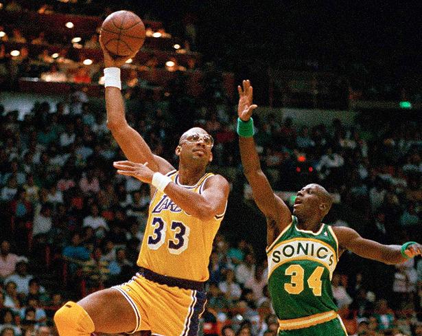 Οι δέκα πιο χαρακτηριστικές κινήσεις στην ιστορία του NBA