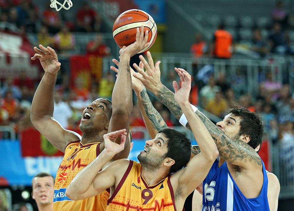 Με αγώνες Α' και Δ' ομίλου σήμερα το Ευρωμπάσκετ