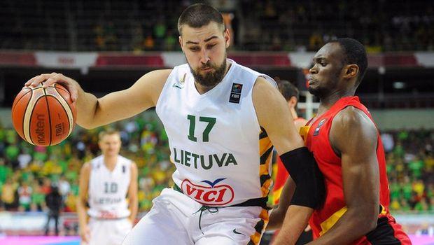 Συγκλονιστική νίκη του Βελγίου δια χειρός Λοτζέσκι, 76-74 τη Λιθουανία
