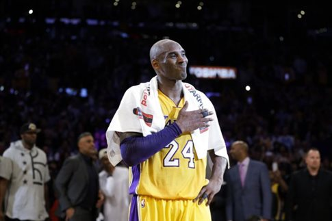 Το NBA αποχαιρετά τον Κόμπι Μπράιαντ